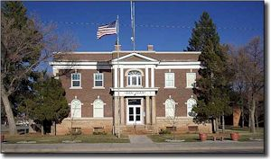 San Juan                 County Courthouse